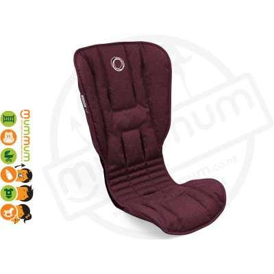 Bugaboo Bee5 Seat Fabric Red Melange