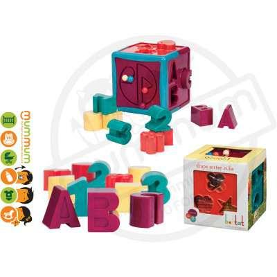 Battat Shape Sorter Cube 2Y+
