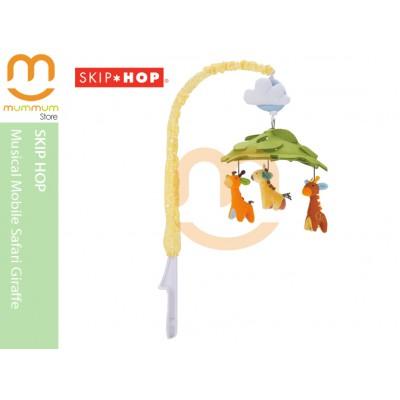 Skip Hop Crib Musical Mobile Safari Giraffe 0M+