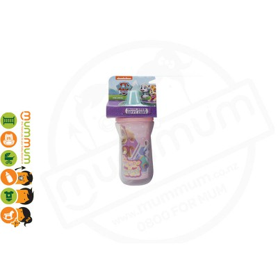 The First Years Paw Patrol Skye Insulated Sippy Cups 266ml 1pk