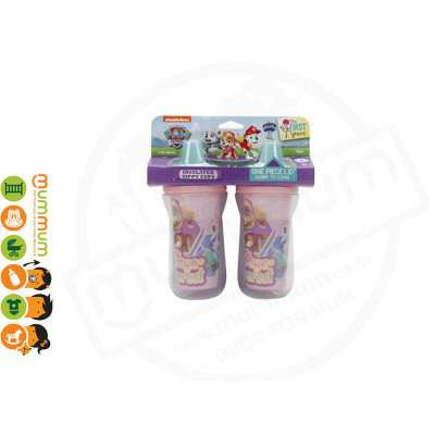 The First Years Paw Patrol Skye Insulated Sippy Cups 2pk