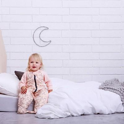 Ergopouch Sleepsuit Bag Petals 3.5TOG Choose Sizes 2m-4Y Pure Cotton