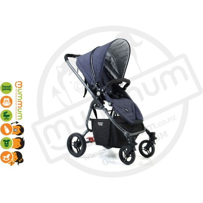 Valco Baby Snap Ultra Stroller Tailor Demin