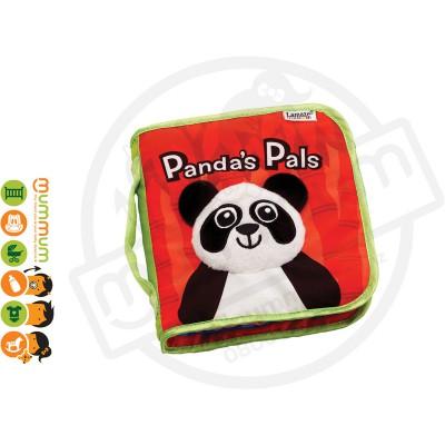 Lamaze Soft Book Panda's Pals