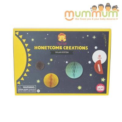Tiger Tribe Honeycomb Creation Solar