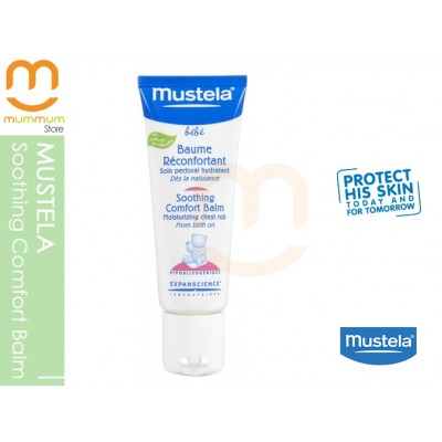Mustela Soothing Comfort Balm Cold Relieve 40ml