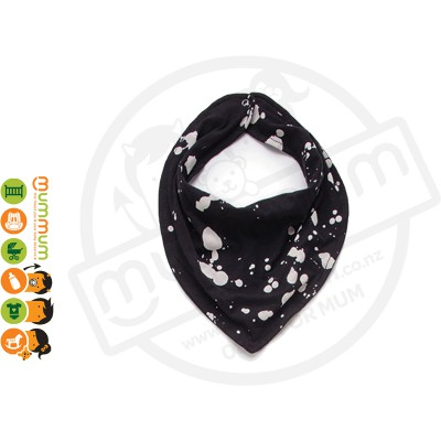 Nununu Splash Bib Black