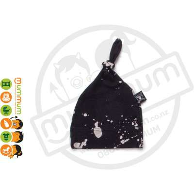 Nununu Splash Hat Black