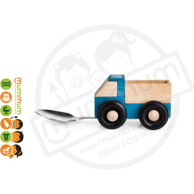 Donkey Spoon Wooden Steel Truck Gift Box