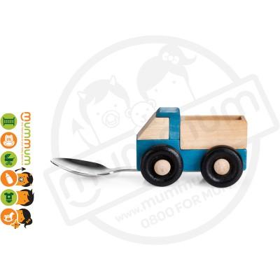Donkey Spoon Wooden Steel Truck Gift Box