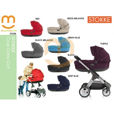 Stokke Crusi Carry Cot Sep Delivery And Nov Delivery