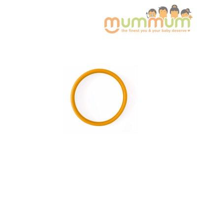 Omielife Jar Seal Gasket Yellow