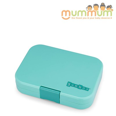 Yumbox Panino 4 compartment Surf green