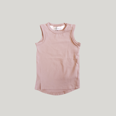 SUSUKOSHI Baby Tank Top - Bloom