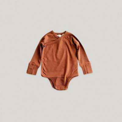 Susukoshi bobysuit Rust 3-6m, 6-12m
