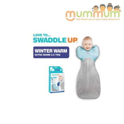 Love To Dream swaddle up Warm 2.5T Turquoise L