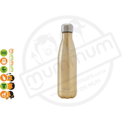 Swell Sparkling champagne bottle 500ml (Glitter collection)