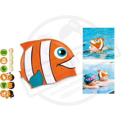 Donkey Swimming Cap Kids Nemo Fish