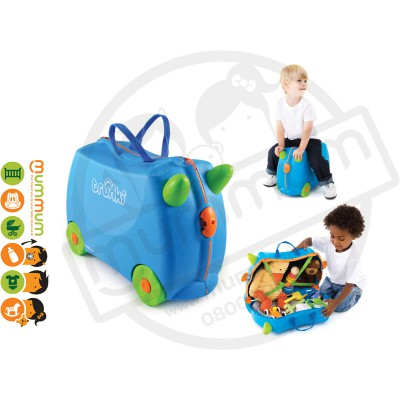 Trunki Ride On Case Terrance The Trunki