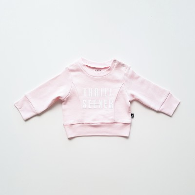Anarkid Jumper Fleece Thrill Seeker Ice Pink