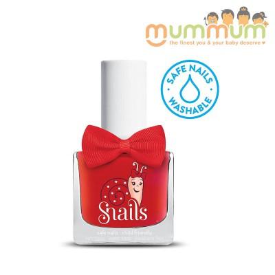 Snails Nail Polish Kids Safe Washable Ladybird