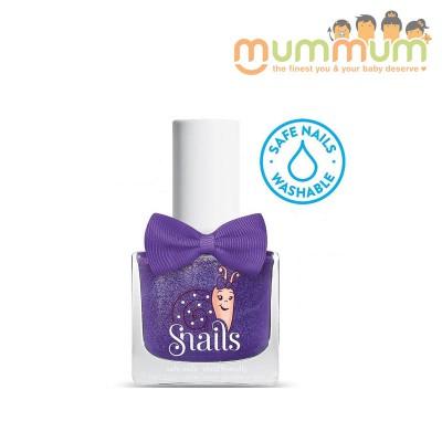 Snails Nail Polish Kids Safe Washable - Prom Girl