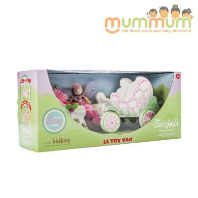 Le Toy Van Carriage & Unicorn For 3+ys