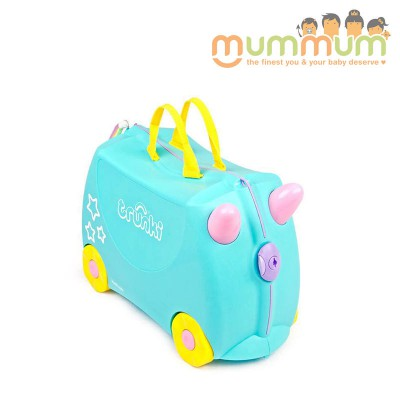 Trunki Una the Unicorn Trunki Kids Luggage Ride on Travel