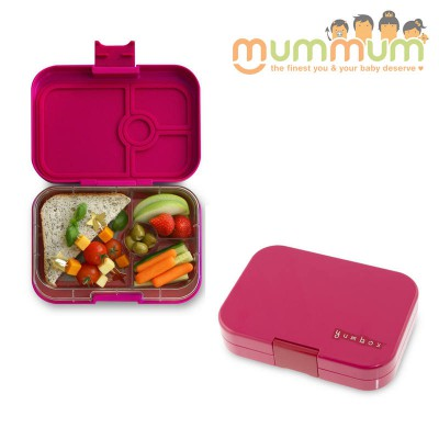 Yumbox Panino 4 Tribeca Pin Container for kids & adults