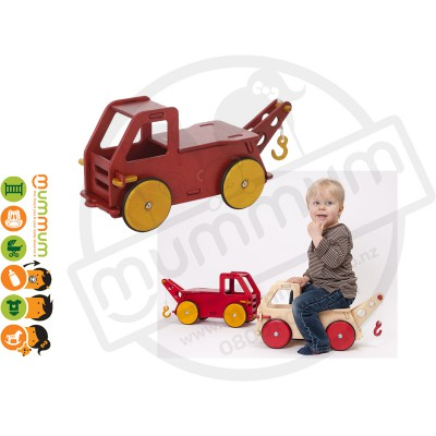 Moover Toys Baby Truck - Red