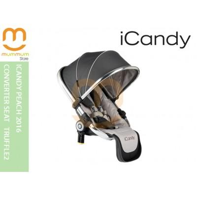 iCandy Peach2016  Converter Seat Truffle 2