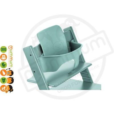Stokke Trip Trapp High Chair Baby Set Aqua Blue