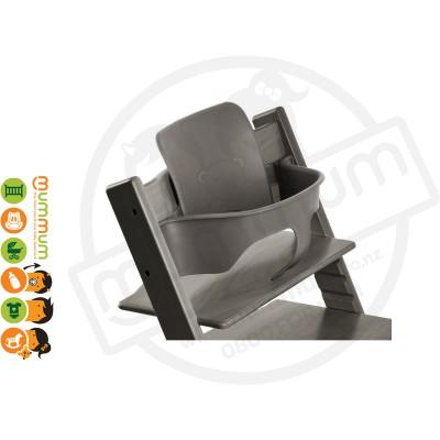 Stokke Trip Trapp High Chair Baby Set Hazy Grey