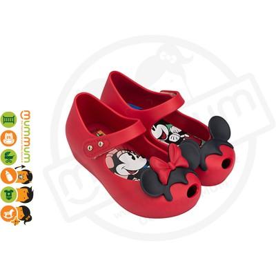 Mini Melissa Ultragirl Disney Twins II Minnie & Mickey Red Size 19-Size30