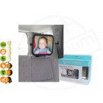 Two Nomads Babyview Mirror 360 degree movement