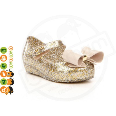 Mini Melissa UG VIII Gold Metallic