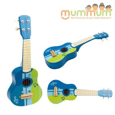 Hape Ukulele - Blue, Musical instrument toy