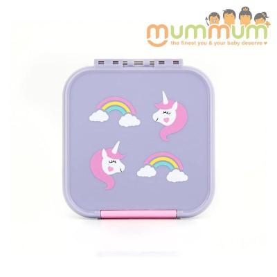 Little lunch box co  2 unicorn snacks