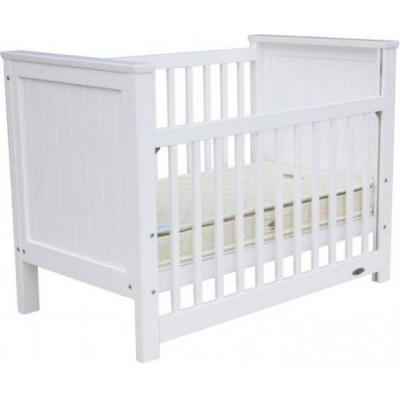 Touchwood Metro Panelled Cot White In Stock