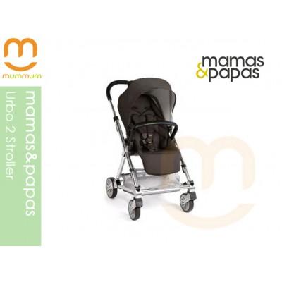 mamas & papas Urbo 2 Stroller Black