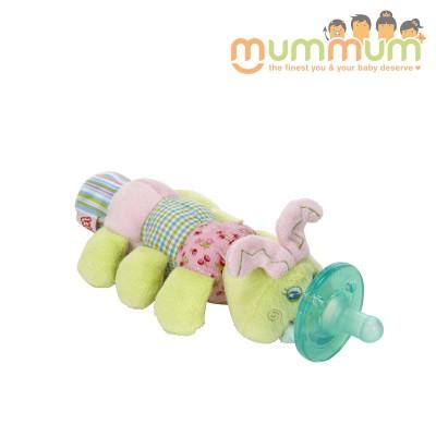 Wubbanub Cutsie Caterpillar