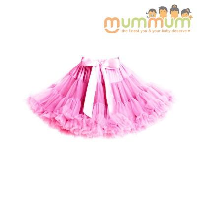 Evie & Sash Tutu Skirt Watermelon Pink Size 3 m- 8 yrs