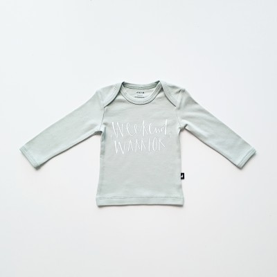 Anarkid Tee Long Sleeve Weekend Warrior Sea Foam