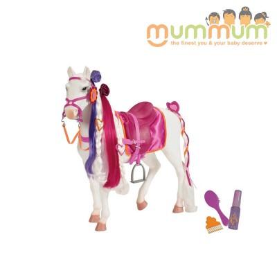 "Our Generation Horse Camarillo Hair Play Horse 20"""
