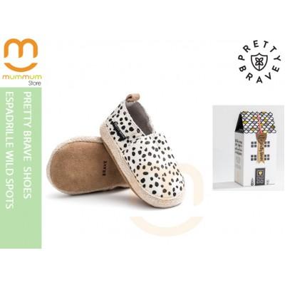 Pretty Brave Shoes Espadrille Wild Spots