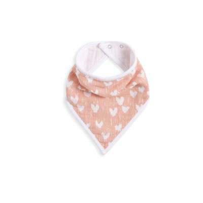 Aden and Anais Bandana Bib Flock together single