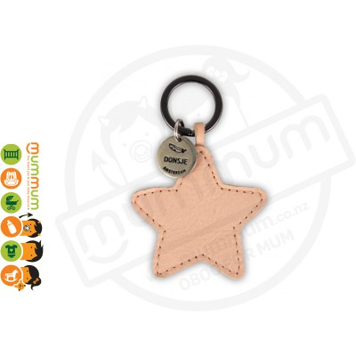 Donsje Wookie Key Ring Charm Sea Star