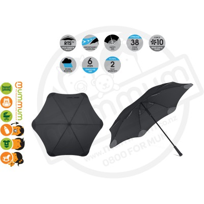 Blunt Umbrella XL Black