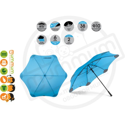 Blunt Umbrella XL Blue