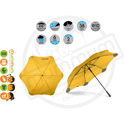 Blunt Umbrella XL Yellow